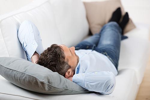 Entspannung mit Hypnose